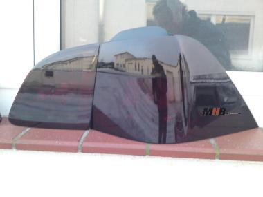 Bmw E61 Rückleuchten : bmw 5 e61 touring bj 03 07 r ckleuchte satz weiss rot heckleuchten ebay ~ Aude.kayakingforconservation.com Haus und Dekorationen